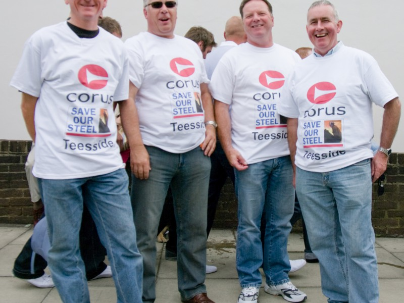 Corus, Save Our Steel, 2009